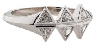 Chloé Melissa Kaye 18K Diamond Odette Ring