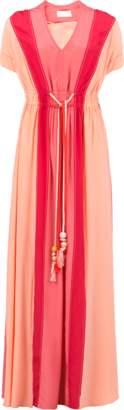 Peter Pilotto Silk Caftan Gown