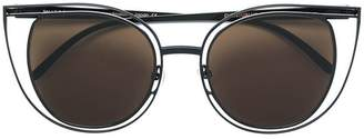 Thierry Lasry Eventually cat eye sunglasses