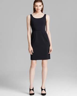 Armani Collezioni Dress - Scoop Neck Sleeveless