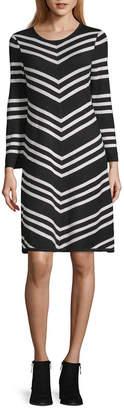 Spense Mitred Dress