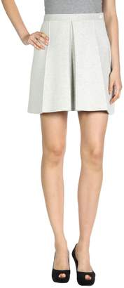 Julien David Knee length skirts