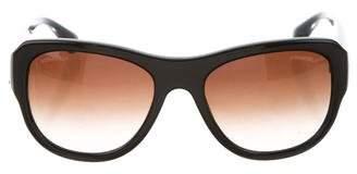 Chanel Gradient CC Sunglasses