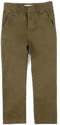 Appaman Bushwick Straight-Leg Pants, Size 2-10