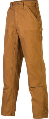 Carhartt Double-Front Washed Duck Work Dungaree Pant - Men's