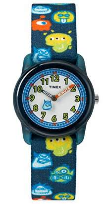 Timex Boys' Analogue Quartz Watch with Nylon Strap TW7C25800
