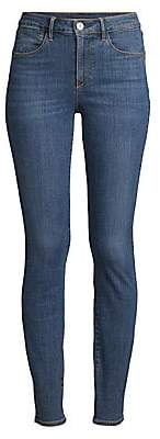 3x1 Women's High-Rise Channel Seam Skinny Jeans