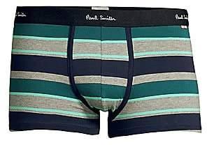 Paul Smith Men's Stripe Boxer Briefs
