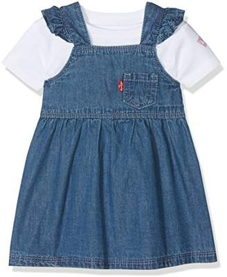 Levi's Baby Girls Outfit Clothing Set, Multicoloured (Assortment), 24M