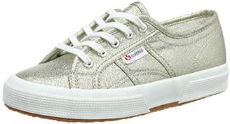 Superga Unisex Kids' 50 Lamej Low-Top Sneakers,34 EU