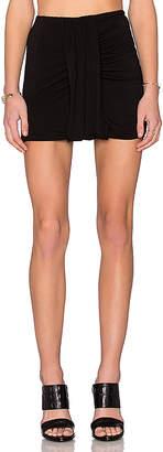 Bella Luxx サイドドレープミニスカート