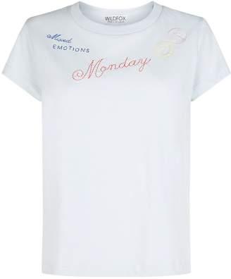 Wildfox Couture Monday No.9 T-Shirt