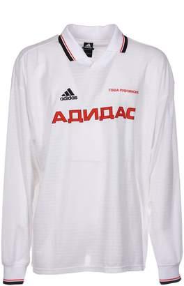 Gosha Rubchinskiy Gosha Logo Polo Shirt