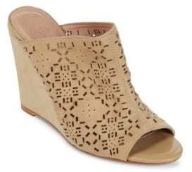 Joie Anita Suede Wedge Sandals