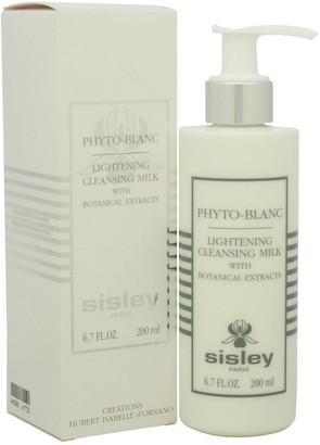 Sisley 6.7Oz Phyto Blanc Lightening Cleansing Milk
