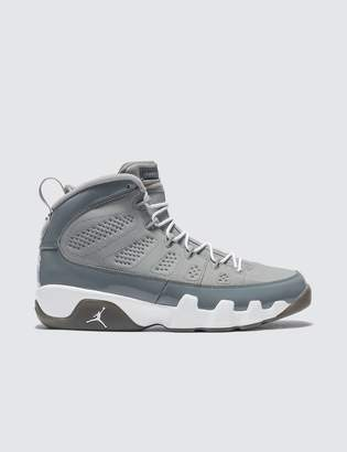 Jordan Brand Air 9 Retro 2012 Cool Grey