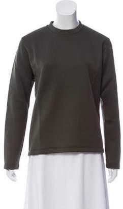 Prada Sport Lightweight Crew Neck Sweater
