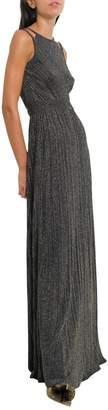 M Missoni Long Pleated Dress