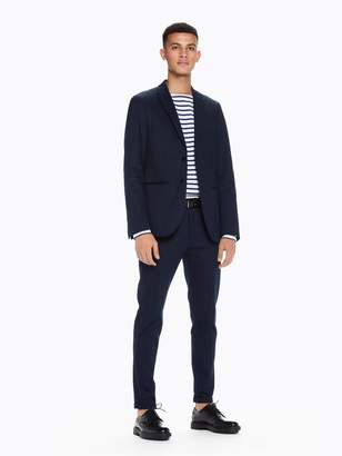 Scotch & Soda Stretch Denim Blazer