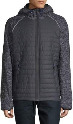 Superdry Men's Raglan-Sleeve Hooded Jacket