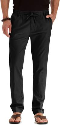 6f8ef98726ac Mr.Zhang Men s Drawstring Casual Beach Trousers Linen Summer Pants -US