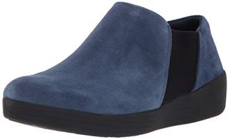 FitFlop Women's Elastic Panel Shoe Bootie Ankle Boot