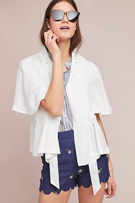 ett:twa Cinched Kimono Blazer