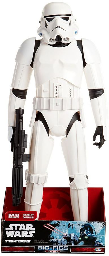 """Star Wars Rogue One Imperial Stormtrooper 20"""" Big-Figs Figure"""