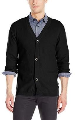 Publish Brand INC. Men's Aydyn Cardigan Sweater