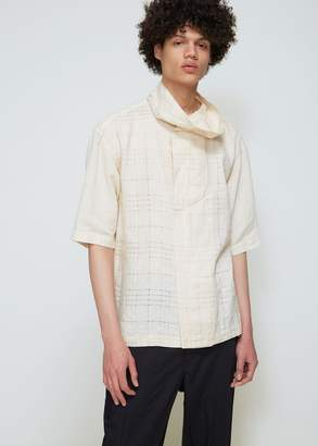 Issey Miyake Akiha Check Shirt