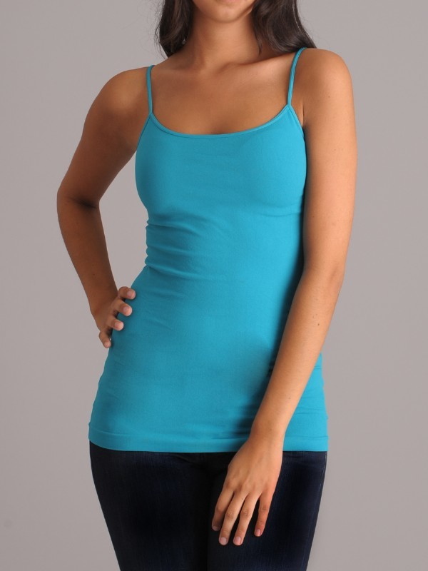 Luxe Junkie Seamless Solid Tank