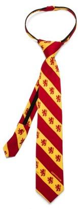 Boy's Cufflinks, Inc. Harry Potter - Gryffindor Zip Silk Tie $30 thestylecure.com