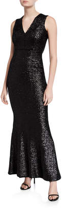 Dress the Population Karina Sequin Mermaid Gown
