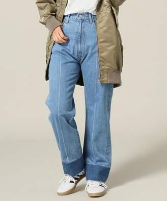 BONUM (ボナム) - BONUM Center Line Remake Pants