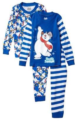 Intimo Frosty The Snowman PJ Set (Little Boys & Big Boys)