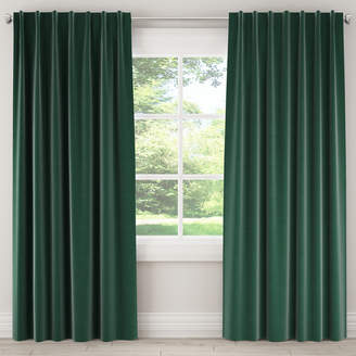 Lulu & Georgia Conifer Green Curtain Panel
