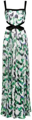 Tufi Duek long printed dress