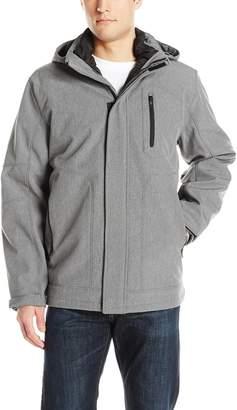 Hawke & Co Men's Softshell Systems Jacket
