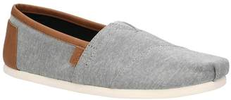 Toms Classics Frost Grey Chambray 10008337 Mens 8