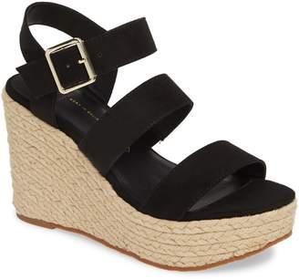 eec3458b4f59 BC Footwear Snack Bar Vegan Espadrille Wedge Sandal