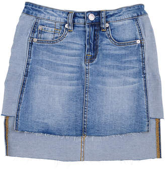 7 For All Mankind Seven 7 Carribean Sea Skirt