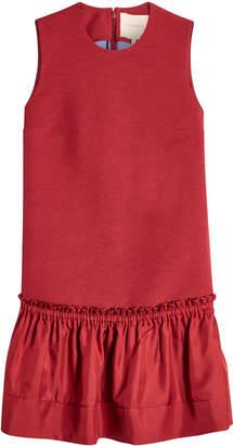 Roksanda Tanaga Dress with Silk