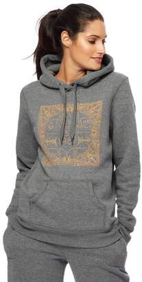 Animal Grey Sketched Print Hoodie