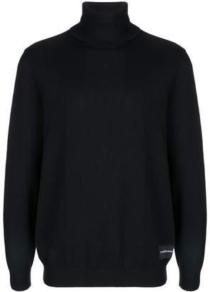 Calvin Klein Jeans turtleneck jumper