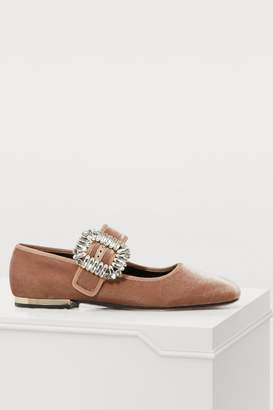 Roger Vivier Strass mary-janes