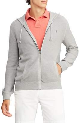 Polo Ralph Lauren Full-Zip Regular-Fit Cotton Sweater