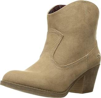 Rocket Dog Women's Soundoff Coast Fabric Ankle Bootie
