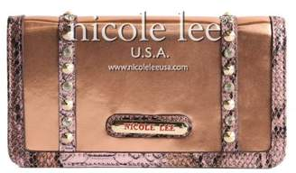 Nicole Lee Grechen Rhinestone Studded Wallet Collection