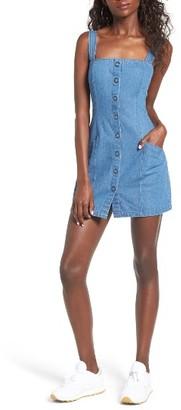 Women's The Fifth Label Vagabond Denim Dress $90 thestylecure.com