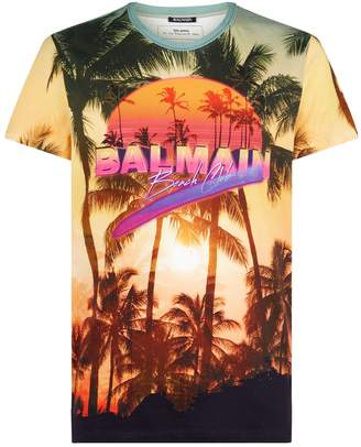 Balmain Beach Club T-Shirt